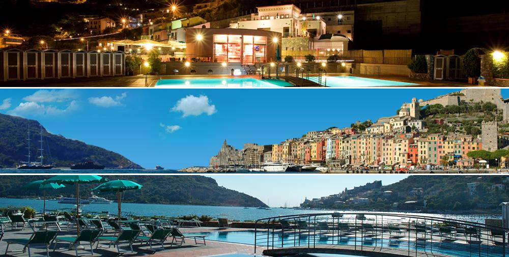 3/4 Nights in Italy at the Le Terrazze di Porto Venere for 2 persons